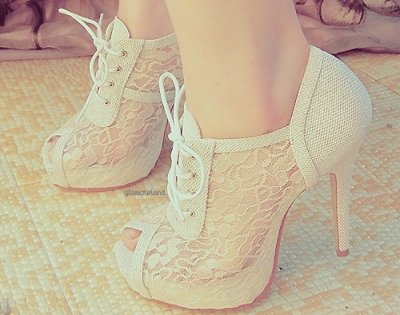 beautiful, cute, fashion, girly, pretty, shoes, style, white
