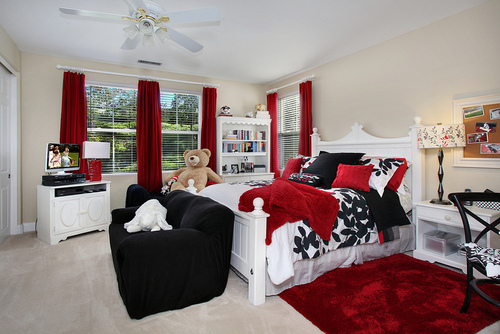 Bedroom black photography red image 634291 on - Black white and red bedroom decorating ideas ...