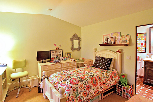 Bedroom cute girly interior design image 620006 on for Cute girly bedroom ideas