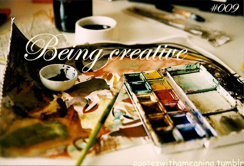 being, color, creative, paint