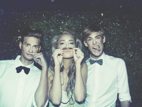 blonde, boys, cool, funny