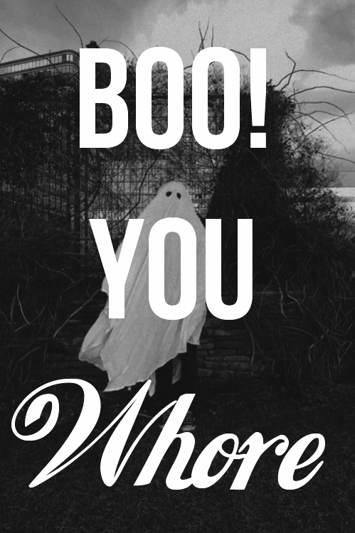 Halloween Quotes   BOO! Boo, Ghost, Mean Girls, Rachel Mcadams   Image  #622278 On Favim.