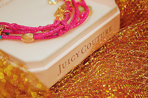 Amazoncom juicy couture bracelet charms
