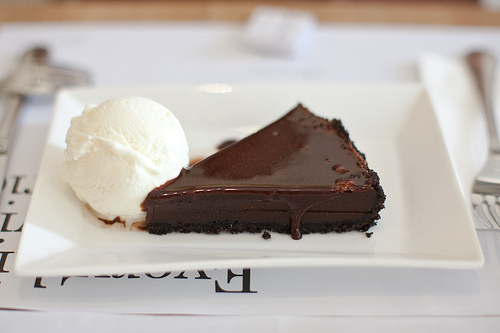 Chocolate Cake And Ice Cream Images : ?? : ????????????????????????100?? - NAVER ???