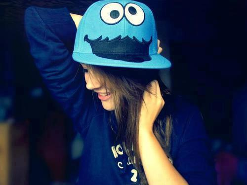 Cap Cookie Cool Girl Image 627433 On Favim Com