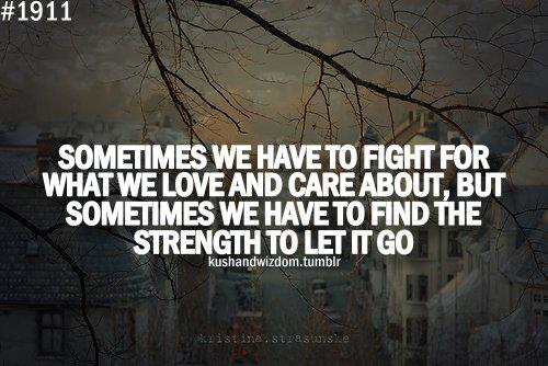 care let go love quote image 657650 on