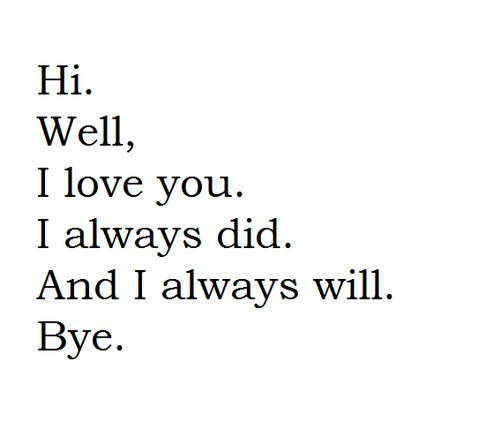 I Will Always Love You Picture Quotes Tumblr : Cool Love Quotes And Sayings. QuotesGram
