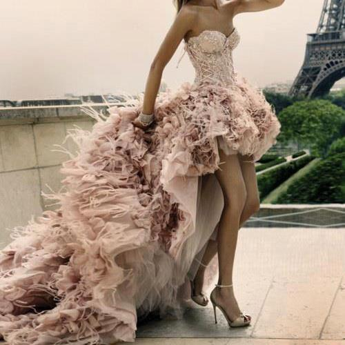 cute, dress, fashion, girl, paris, pink