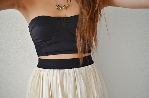 cute, fashion, girl, girly, hair, outfit, skirt