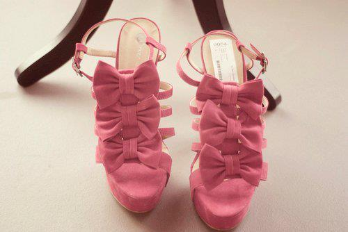cute, fashion, girly, heels, high heels, pink, pretty, style
