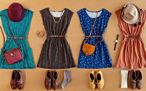 photo of girls 50's outfits № 4022