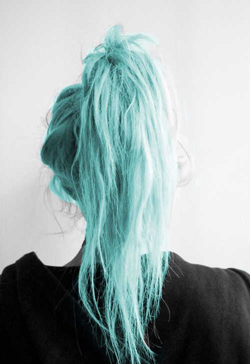 alternative, aww, blue, classy, color, colored hair, cute, dream, fashion, girl, hair, love, studs, style