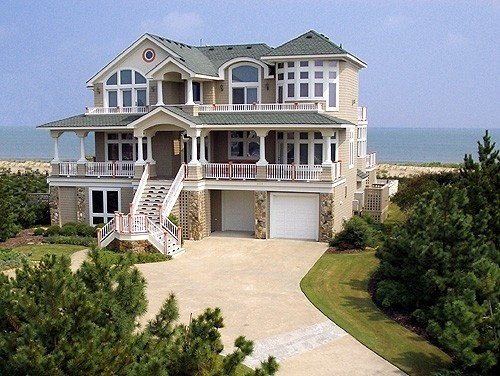 Dream house future house home lavish image 662101 on for Dream beach house