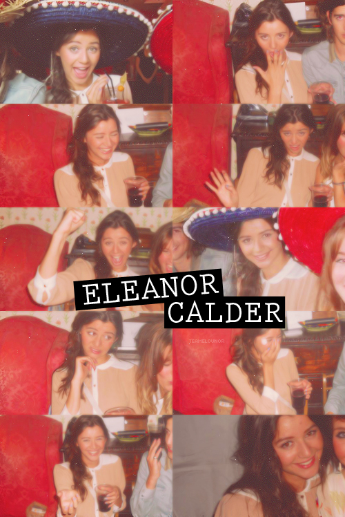 elanor calder, eleanor calder