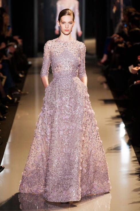 Runway Review: Elie Saab Spring 2013 Couture