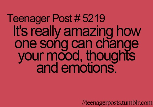 Emotions feelings music es song teenager post text