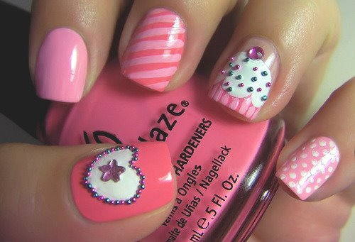 fashion, nails