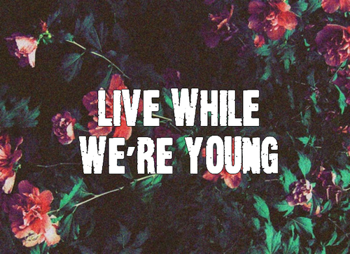 forever young, lyrics, girl, live while we',re young ...