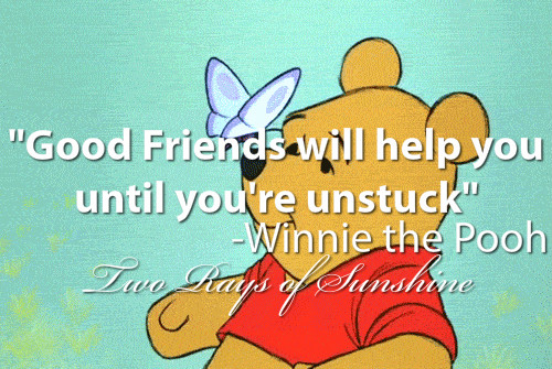 Disney Quotes Cute Friendship. QuotesGram