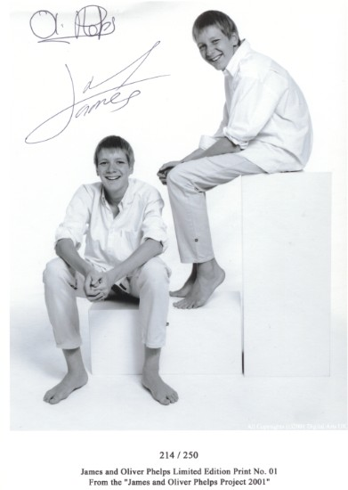 james and oliver phelps young - photo #25