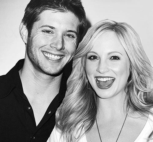 jensen ackles and candice accola dating Candice accola talks pregnancy on 'the vampire diaries' supernatural star jensen ackles is the latest celebrity to join the social media craze over the weekend, the actor uploaded his first photo, and his 2-year-old and we want to know just whom the pop queen is dating now the answer: none other than victoria.
