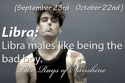 libra, males, like, bad, boy - image #664315 on Favim.com