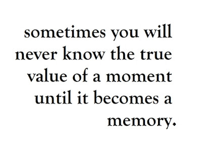 Quotes About Life And Memories. QuotesGram