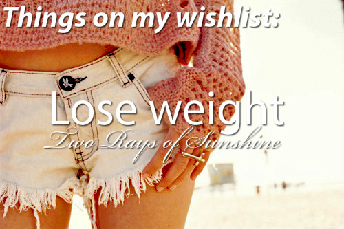 lose weight for summer tumblr bucket