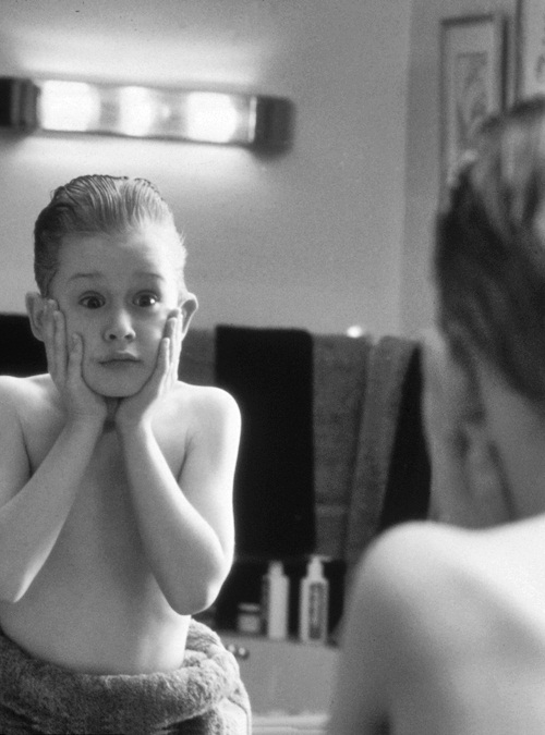macaulay culkin, children, cute, fear an light