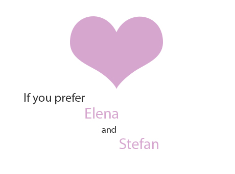 always, and, ever, forever, love, never let go, nina, nina dobrev, paul wesley, stefan, stefan salvatore, the vampire diaries