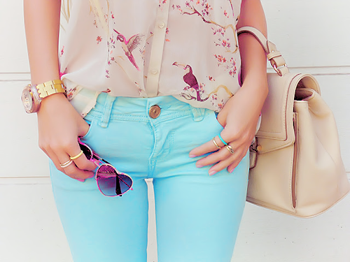 *o*, clothes, fashion, girl