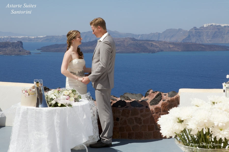 santorini, weddings, greece, brides, groom