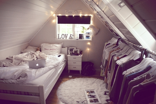 Attic Basics Bed Bedroom In My Dream Image 668682 On