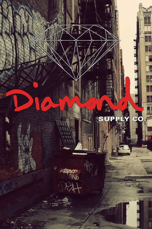City Brand Diamond Diamond Supply Dope Image 666909 On