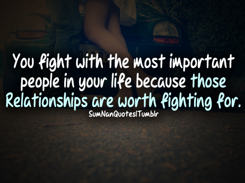 Quotes About Love And Fighting Tumblr : Quotes About Couples Fighting. QuotesGram