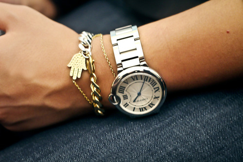 accessories, beautiful, clock, fashion, gold, infinity, nice, pretty, style