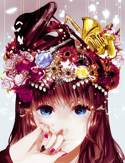 Imagenes kawaii anime 2