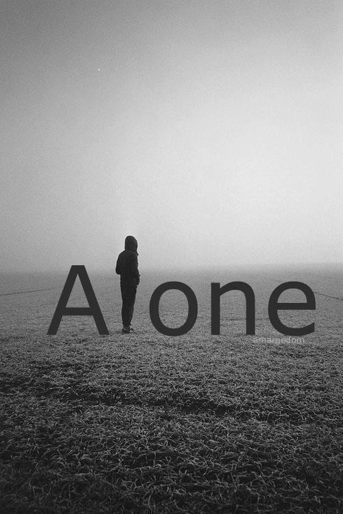 alone, black and white, boy, letters - image #772459 on ...