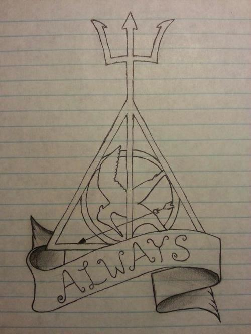 always, cute, forever and harry potter