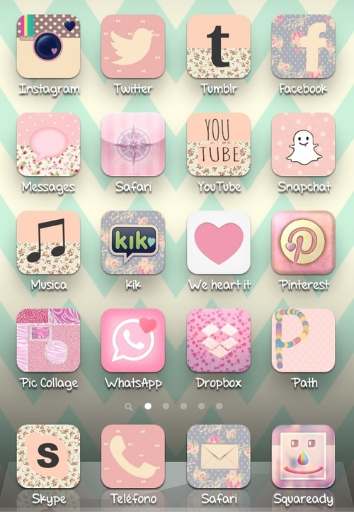 Apple Apps Books Cute Girly Image 3847242 By Marine21