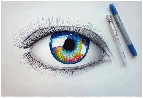 ابدآآآآآآآآآآآآآآع  القلم art-colorful-drawing