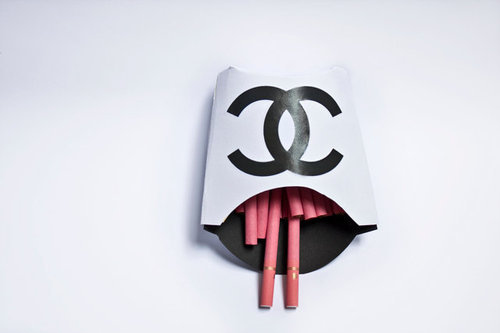 awesome, chanel, cigarettes, coco, girly, pink, smoke, want
