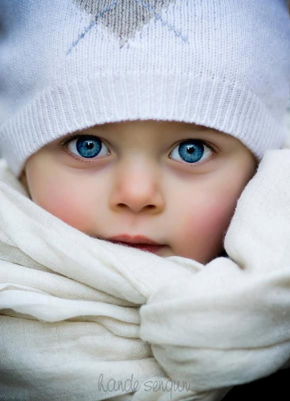 baby, beautiful, blue, blue eyes - image #767763 on Favim.com