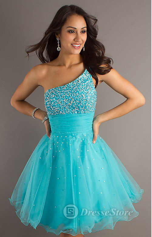 ball dress, beautiful, blue, colourful, fashion, light blue, luxury, pastel, princess, rainbow, romantic, sexy, shining, short dress, tulle