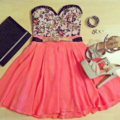 beautiful, cute, design, dress