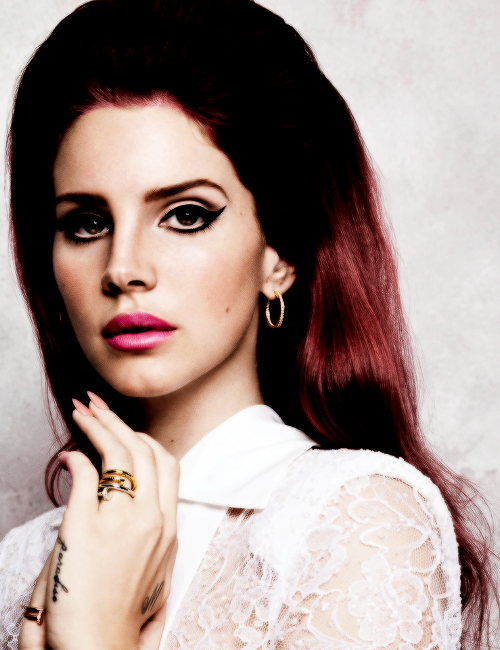 beautiful, gorgeous, lana del rey