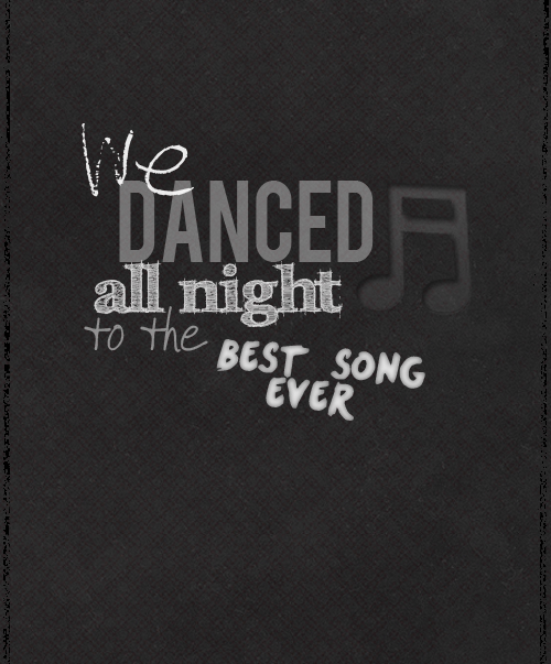 D Best Song Ever Lyrics The gallery for -->...