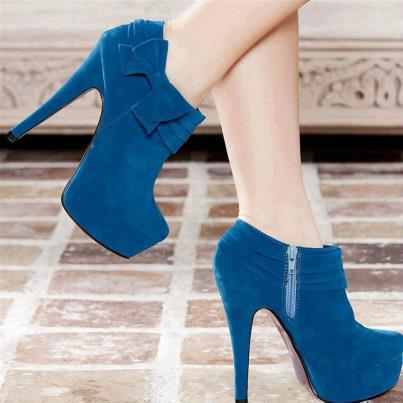 blue, cute, fashion, heels - image #753489 on Favim.com