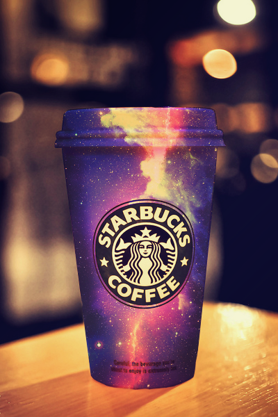 boom !, galaxy, starbucks
