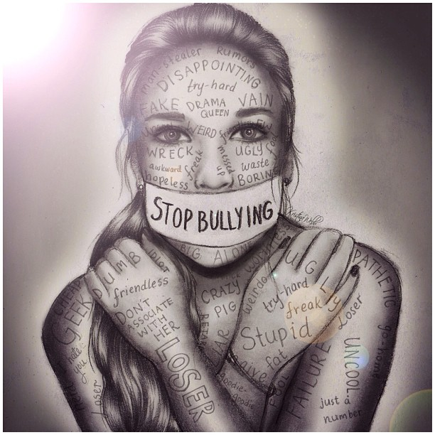bulling, bullying, emotion, girl, instagram, statigram, stop bulling, stop bullying, tumblr